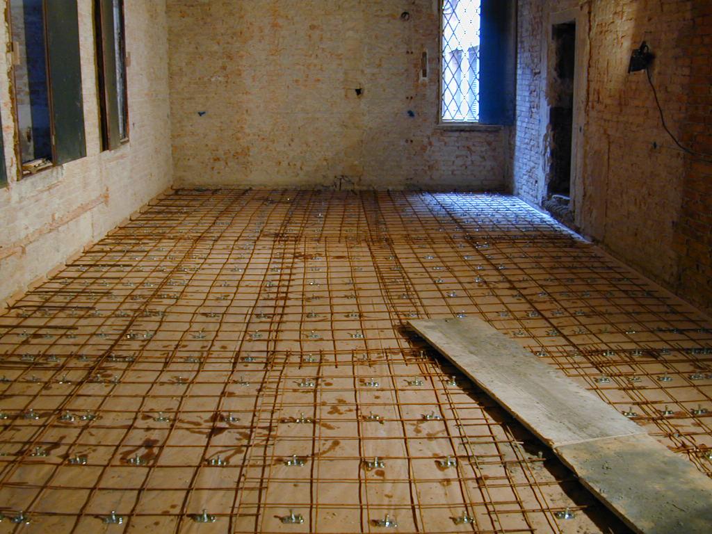 Sostituzione Travi In Legno Solai consolidamento dei solai in legno - complesso di campo manin
