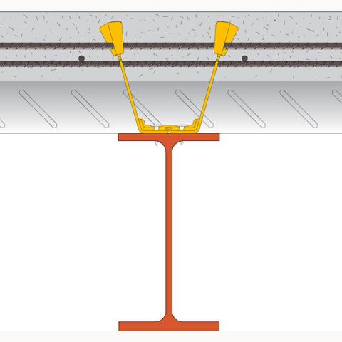Connettore A Taglio Diapason Rinforzo Solai E Connettori Per
