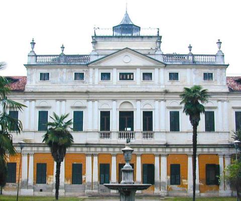 Ristrutturazione di solai in legno: Villa Imperiale